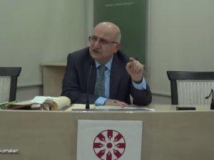 Mesnevî Okumaları -51- Prof. Dr. Adnan Karaismailoğlu