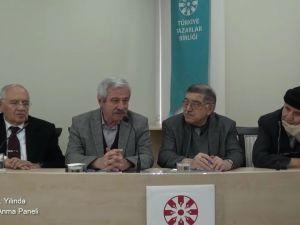 Vefatının Birinci Yılında Prof. Dr. Necati Öner'i Anma Programı