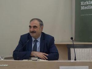 Mesnevî Okumaları -54- Doç. Dr. Yakup Şafak