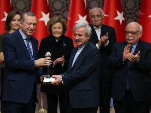 Kültür ve Turizm Bakanlığı Özel Ödülleri Töreni