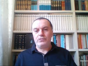 Mesnevî Okumaları -61- Prof. Dr. Hicabi Kırlangıç