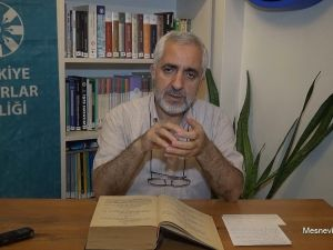 Mesnevî Okumaları -67- Prof. Dr. Zülfikar Güngör