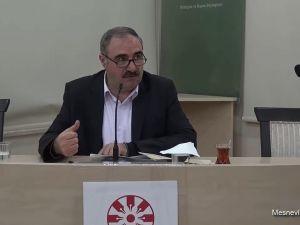 Mesnevî Okumaları - 3 - Dr. Yakup Şafak