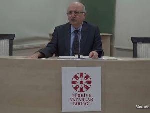 Mesnevî Okumaları - 5 - Prof. Dr. Adnan Karaismailoğlu