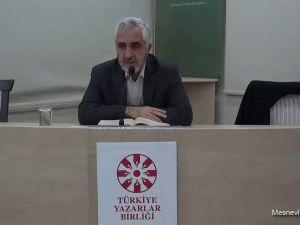 Mesnevî Okumaları - 7 - Prof. Dr. Zülfikar Güngör