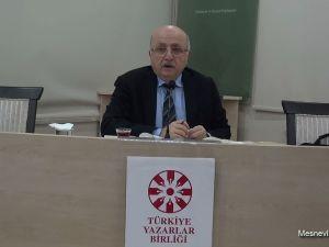 Mesnevî Okumaları - 10 - Prof. Dr. Adnan Karaismailoğlu