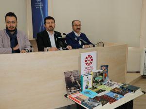 """2018 Yılının """"Yazar, Fikir Adamı ve Sanatçıları"""" Ödülleri Basın Toplantısı"""