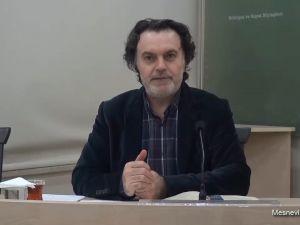 Mesnevî Okumaları - 11 - Prof. Dr. Hicabi Kırlangıç