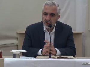 Mesnevî Okumaları - 12 - Prof. Dr. Zülfikar Güngör