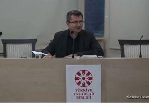 Mesnevî Okumaları - 14 - Dr. Fahrettin Coşguner