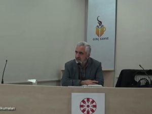 Mesnevî Okumaları - 22 - Prof. Dr. Zülfikar Güngör