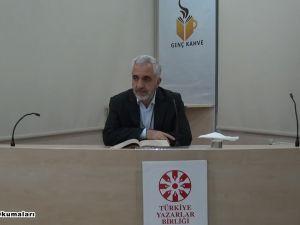 Mesnevî Okumaları -27- Prof. Dr. Zülfikar Güngör
